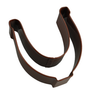 Horse Shoe Tin Plate Cookie Cutter (Fox Run)