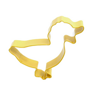 Duck Tin Plate Cookie Cutter (Fox Run)