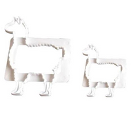 Alpaca 2pc Plastic Cutter set