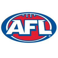 AFL Logo Candles - Australian Rules Football