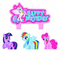My Little Pony Candles