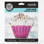 Mondo Cupcake Cookie Cutter