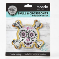 Mondo Scull Cookie Cutter