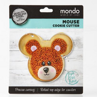 Mondo Mouse Cookie Cutter