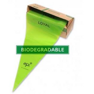 Loyal Green Biodegradable Piping Bags 100 x 18in / 46cm