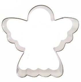 Angel Cookie Cutter