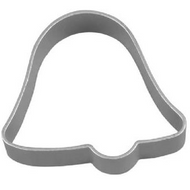 Bell Alloy Cookie Cutter