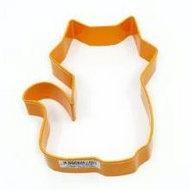 Large Fox Orange Cookie Cutter (Fox Run)