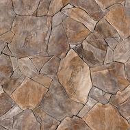 Backdrop 100x150cm Brown Stones