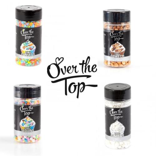 Over the Top Edible Confetti