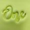 'One' Embosser Large Fancy Font