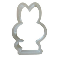 Bunny (Woodland Theme) Cutter Large