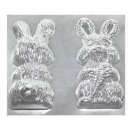 Front and Back Rabbit Mould