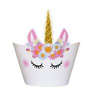 Cupcake Wrap - Unicorn