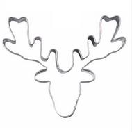 Reindeer Head Tin Plate Cutter