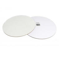 "Cake Slip Board White Round - 8"" / 20cm"
