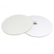 "Cake Slip Board White Round - 11"" / 28cm"