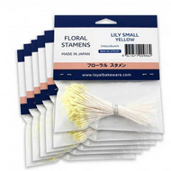 LOYAL Floral Stamens - LILY SMALL YELLOW