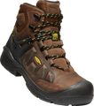 Keen Utility Brown Dover 6 Inch Waterproof Carbon Safety Toe Boot - 1021467