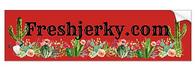 Fresjerky Sticker
