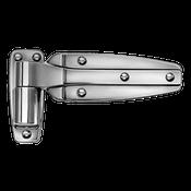 Kason - Hinge Chrome Flush R.h. - 11245000028 - KSN11245000028
