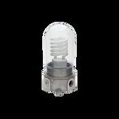 Kason - Vaporproof Gu-24, Lexan - 11806LG0000 - KSN11806LG0000