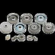 Kason - Skate Wheel Ss Hvdty 5/8 Hub - 67319000205 - KSN67319000205
