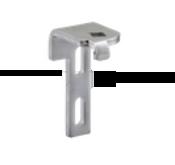 Kason 1556 Pivot Hinge Brackets - Flange Stop - Top Right  - 11556000202F