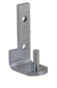 Kason 1556 Pivot Hinge Brackets - Pivot Flange - Bottom Right  - 11556000204F