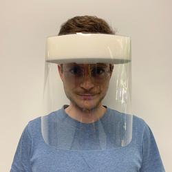 Disposable XL Face Shields (Dental/Medical) (GGDXLFS)