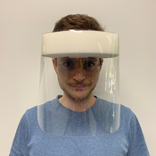 Disposable XL Face Shields (Dental/Medical) (GGDXLFS)