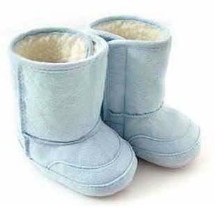 Baby blue ugg boots
