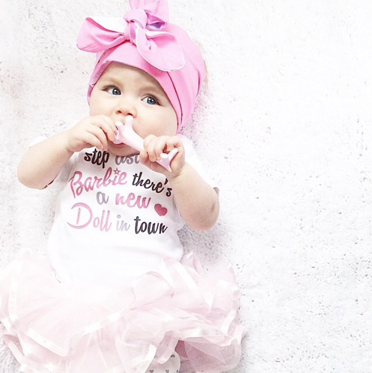 Design Your Own Onesie - design request and photo by @dollfacegrace via Instagram