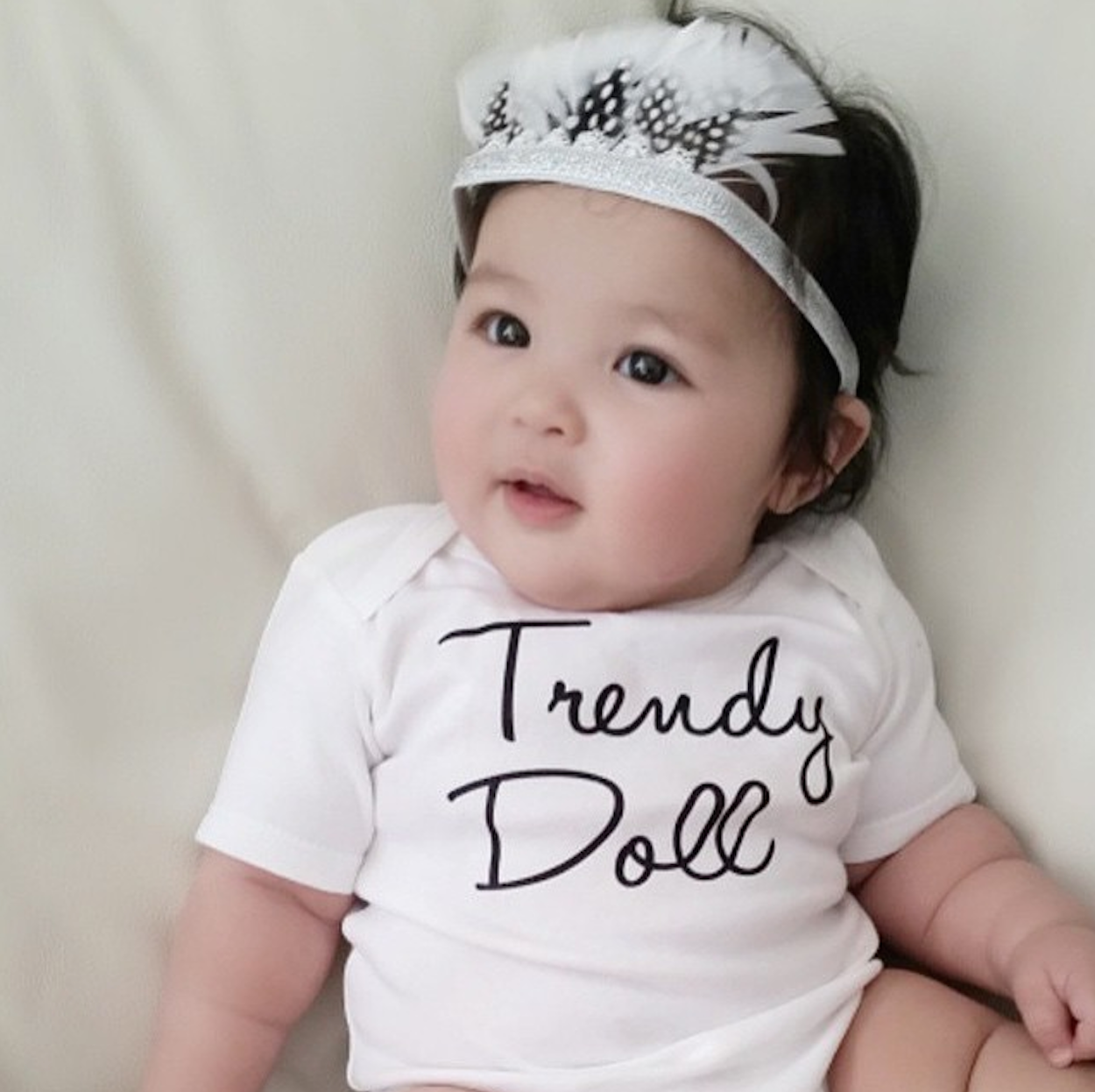 Trendy Doll design request by @__myahandmila