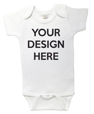 Design Your Own Custom Onesie