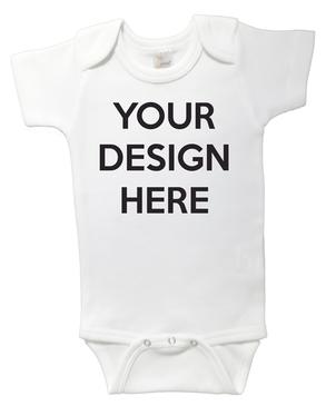 Design Your Own Custom Onesie