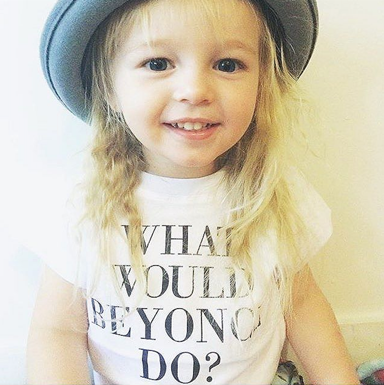 What would Beyonce do? top - @gillettsistersofficial