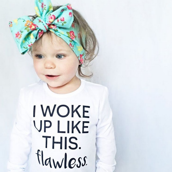 @pipersienna in her I WOKE UP LIKE THIS flawless top