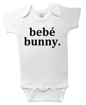 Bebe Bunny onesie