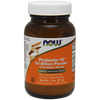 NOW Probiotic 10 Powder Healthy Intestinal Flora glass bottle