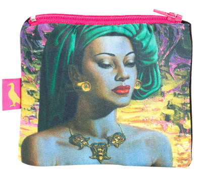 Tretchikoff 'Balinese Girl' Coin Purse