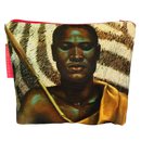 Tretchikoff Xhosa Warrior Cosmetic Bag