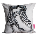 Tretchikoff 'Dancing Zebras' Cushion Cover