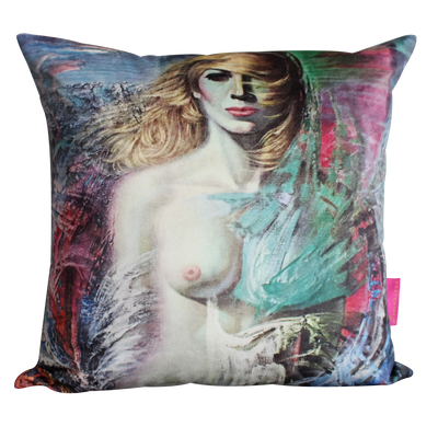 Tretchikoff 'The Inspiration' Cushion Cover
