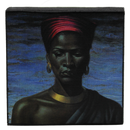 Tretchikoff Zulu Girl Mini Art Canvas
