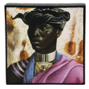 "Tretchikoff ""Xhosa Chief"" Mini Canvas"