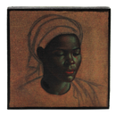 Tretchikoff Basotho Girl Mini Canvas
