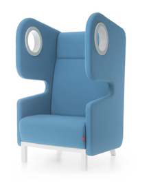 Max Furniture Packman high Armchair
