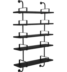 Gubi Demon Shelving - 5 Shelves 95cm