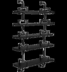 Gubi Demon Shelving - 5 Shelves 95cm